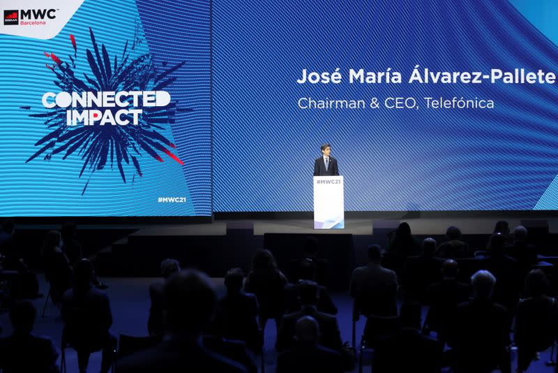 Mobile World Congress (MWC) in Barcelona