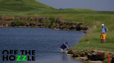 Comedian Dave Hemstad and Golf Broadcaster Mark Zecchino star in CBS Sports Network's new golf show OFF THE HOZZLE (CNW Group/Consensual Productions Inc.)