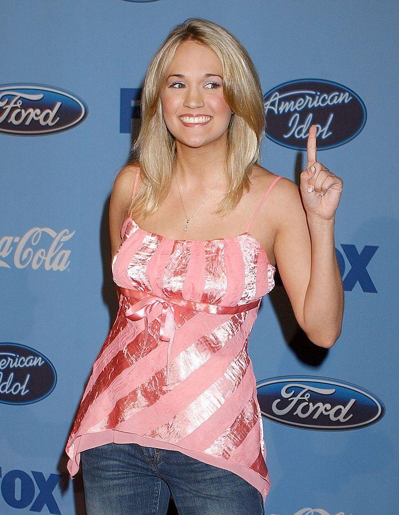 """<p><a href=""""https://www.countryliving.com/life/entertainment/a41996/carrie-underwood-mike-fisher-love-story/"""" rel=""""nofollow noopener"""" target=""""_blank"""" data-ylk=""""slk:Carrie Underwood"""" class=""""link rapid-noclick-resp"""">Carrie Underwood</a> has gone on to find major success after <a href=""""https://www.countryliving.com/life/entertainment/a24271238/carrie-underwood-american-idol-audition/"""" rel=""""nofollow noopener"""" target=""""_blank"""" data-ylk=""""slk:winning the 4th season of"""" class=""""link rapid-noclick-resp"""">winning the 4th season of </a><em><a href=""""https://www.countryliving.com/life/entertainment/a24271238/carrie-underwood-american-idol-audition/"""" rel=""""nofollow noopener"""" target=""""_blank"""" data-ylk=""""slk:American Idol"""" class=""""link rapid-noclick-resp"""">American Idol</a>.</em> The <a href=""""https://www.countryliving.com/life/entertainment/a26950434/carrie-underwood-mike-fisher-kids/"""" rel=""""nofollow noopener"""" target=""""_blank"""" data-ylk=""""slk:mother of two"""" class=""""link rapid-noclick-resp"""">mother of two</a> has sold more than 65 million records worldwide and remains the best-selling album artist from the <em>Idol</em> franchise with singles like """"Before He Cheats,"""" and """"Something in the Water.""""</p>"""