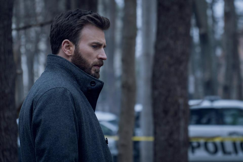In case you've been missing a superhero <em>Captain America</em> in your life, Chris Evans is back with a more dramatic turn in this crime series about a father grappling with his 14-year-old son being accused of murder. It's based on a novel of the same name and sounds utterly fascinating. <em>Streaming on Apple TV+</em>