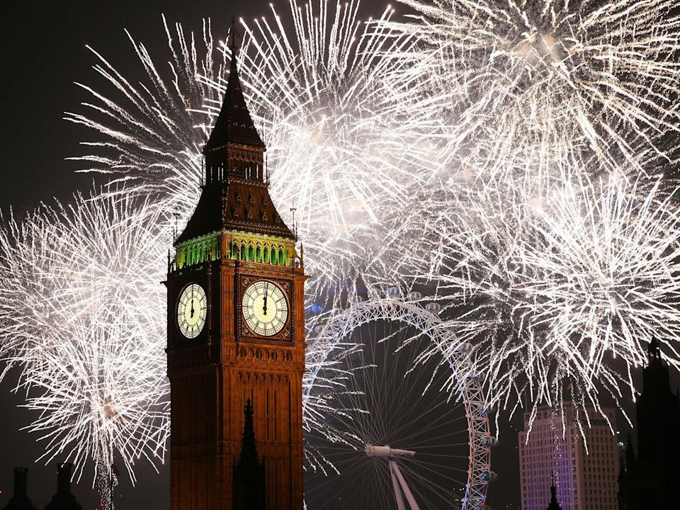 <p>Official firework displays and events have been cancelled</p>