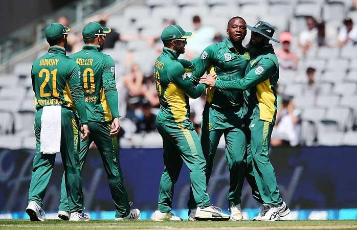 South Africa retain No.1 ODI spot after thrashing New Zealand in final game