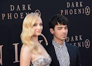 In compenso anche Joe Jonas ha sposato una bionda identica alla ex: si tratta dell'attrice Sophie Turner (Photo by Albert L. Ortega/Getty Images)