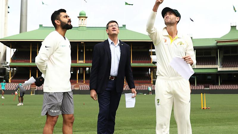 India's practice game vs Cricket Australia ends in draw
