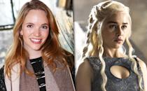 <p><b>Original: </b>Tamzin Merchant (unaired pilot)</p><p><b>Recast: </b>Emilia Clarke</p><p>Merchant boasted a background in costume drama from her time on <i>The Tudors</i>. The show never revealed why she left the production and Clarke took her place. Now, it's hard to imagine anyone else rising from those ashes with three baby dragons clinging to her body.</p><p><i>(Credit: HBO)</i></p>