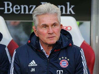 Bundesliga: Bayern Munich won't let up in bid to break own record of least games required to win league, says Jupp Heynckes