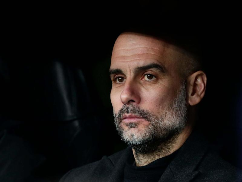 Pep Guardiola was the target of an alleged email hack in 2017: AP