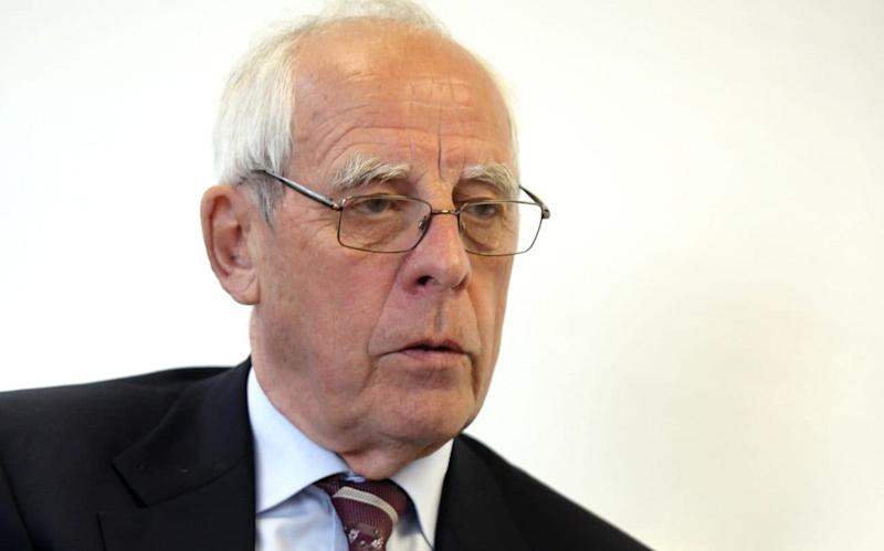 Peter Coates is planning legal action against Liverpool - Jane Mingay