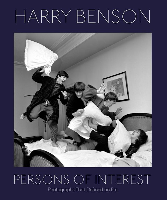 <p>Book cover of 'Harry Benson: Persons of Interest.' (Photograph courtesy of powerHouse) </p>