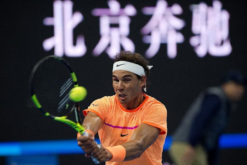 Murray, Nadal Advance to 2nd Round at China Open