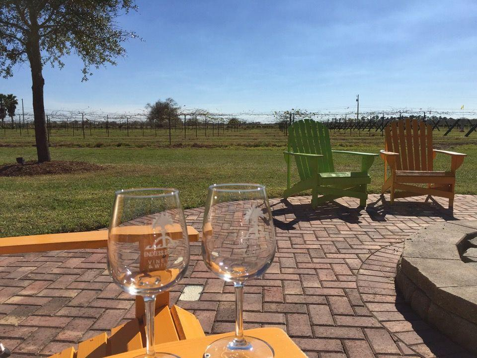 """<p><a href=""""https://foursquare.com/v/endless-summer-winery/4f5bee00e4b01f8f4c668250/"""" rel=""""nofollow noopener"""" target=""""_blank"""" data-ylk=""""slk:Endless Summer Winery"""" class=""""link rapid-noclick-resp"""">Endless Summer Winery</a> in Fort Pierce</p><p>""""Great place to enjoy drinks, listen to <span class=""""entity tip_taste_match"""">music</span> and sit in the sun. Lots of activities for the kids, also.<span class=""""redactor-invisible-space"""">"""" - Foursquare user <a href=""""https://foursquare.com/tim_goyette"""" rel=""""nofollow noopener"""" target=""""_blank"""" data-ylk=""""slk:Tim Goyette"""" class=""""link rapid-noclick-resp"""">Tim Goyette</a></span></p>"""