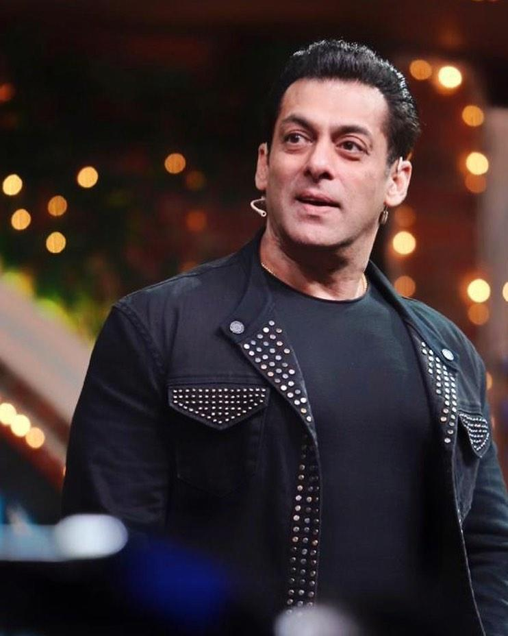 The former 'Bigg Boss' host announced last month he would be helping Bollywood daily wage earners impacted by the nationwide lockdown in India. — Picture from Instagram/Salman Khan