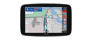TomTom launches its ultimate 7-Inch HD satnav for professional drivers: TomTom GO Expert
