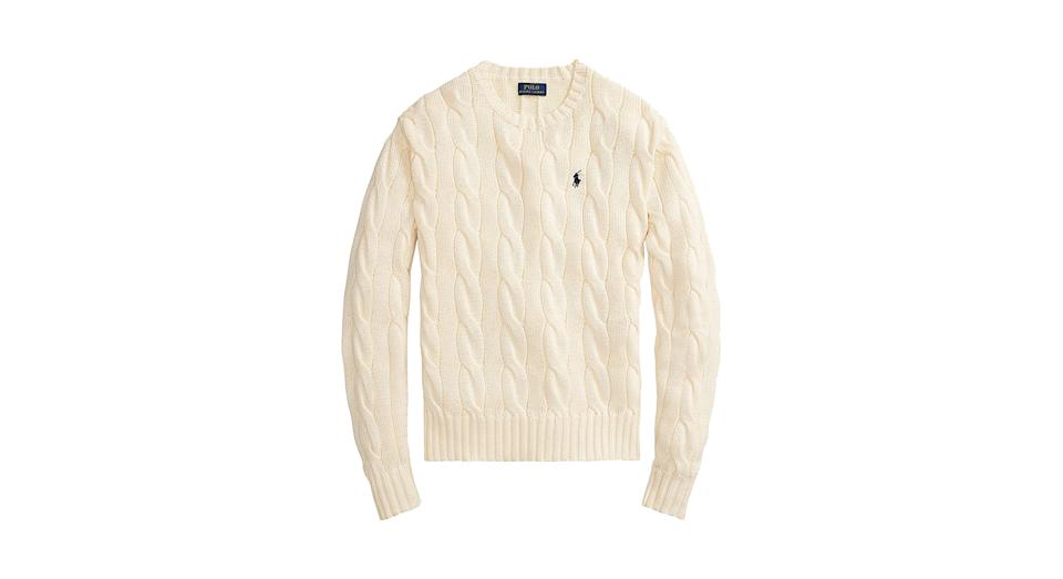 Polo Ralph Lauren Cotton Jumper