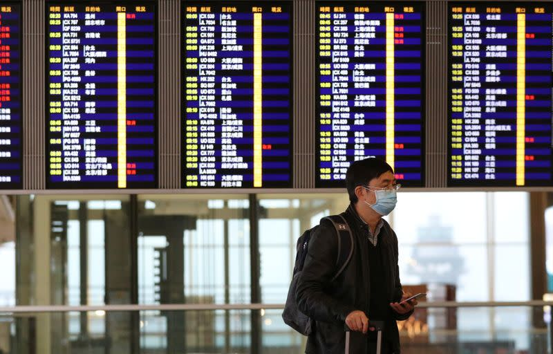 Interest in private jets surges as coronavirus keeps airlines away from China