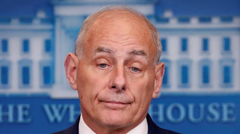 John Kelly's Solution For Trump Tweets: Ignore Them