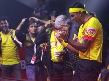 UTT 2019: Achanta Sharath Kamal, Madhurika Patkar pull off heist to help Chennai Lions beat Goa Challengers in second semi-final