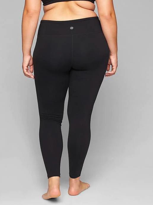 """<strong><h3>Athleta: The Elongating Legging</h3></strong> <br>With a classic high waist and ever-so-slightly longer inseam, these super-compressing Athleta leggings will lengthen and strengthen just as effectively as your daily downward facing dog.<br><br><strong>The hype:</strong> 4.6 out of 5 stars and 1,132 reviews on Athleta.com<br><br><strong>What they're saying:</strong> """"Great multi purpose tights. I am 5'9"""", 145 lbs and ordered size medium, tall. The fit is excellent and I appreciate the somewhat longer length and comfortable high waist on these tights."""" - Frederica, Athleta review<br><br>.<br><br><strong>Athleta</strong> High Rise Chaturanga Tight, $, available at <a href=""""https://athleta.gap.com/browse/product.do?vid=1&pid=243146072&searchText=chaturanga"""" rel=""""nofollow noopener"""" target=""""_blank"""" data-ylk=""""slk:Athleta"""" class=""""link rapid-noclick-resp"""">Athleta</a><br><br><br><br><br><br><br>"""