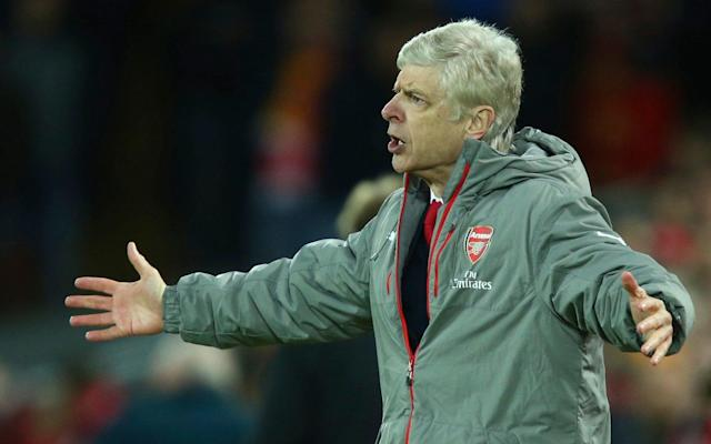<span>Uncertainty ahead for Wenger and Arsenal</span> <span>Credit:  AP </span>