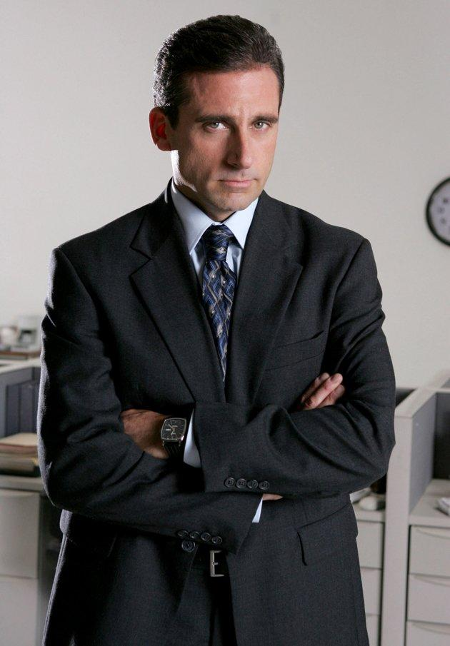 """<b>Steve Carell </b>as Michael Scott, """"The Office"""" (2005-present)<br><br>Outstanding Lead Actor in a Comedy Series<br><br>0 wins, 6 consecutive nominations (2005-2011)"""
