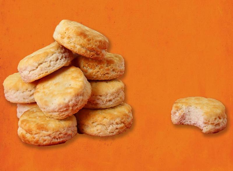 Popeyes biscuits