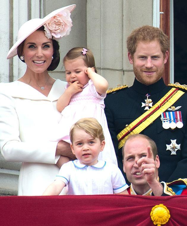 With his brother William settling down to have a family, Prince Harry admits he'd love to see kids in his future too. Photo: Getty images
