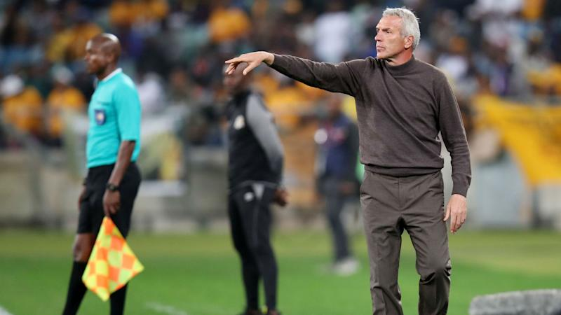 We have seen the value of fantastic Akpeyi at Kaizer Chiefs – Middendorp
