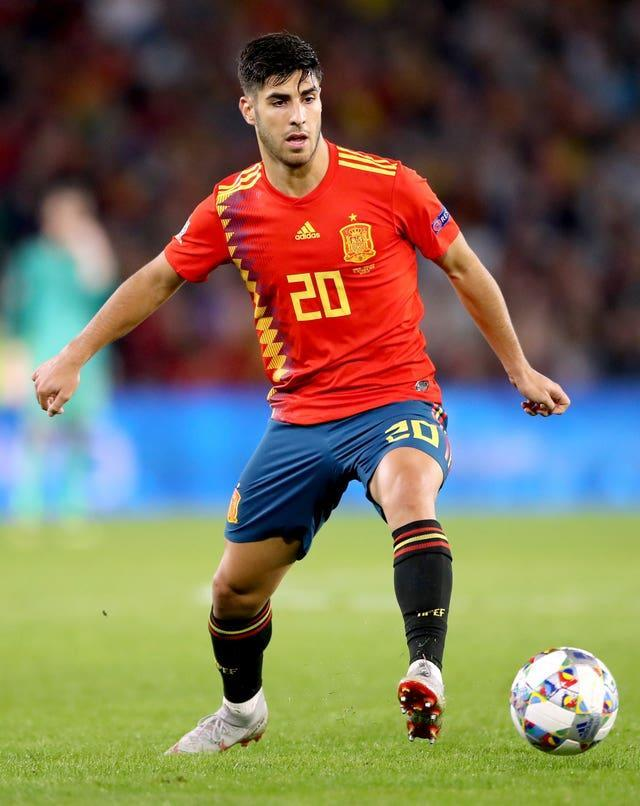 Marco Asensio is a smooth operator