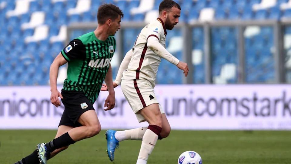 Sassuolo-Roma | MB Media/Getty Images