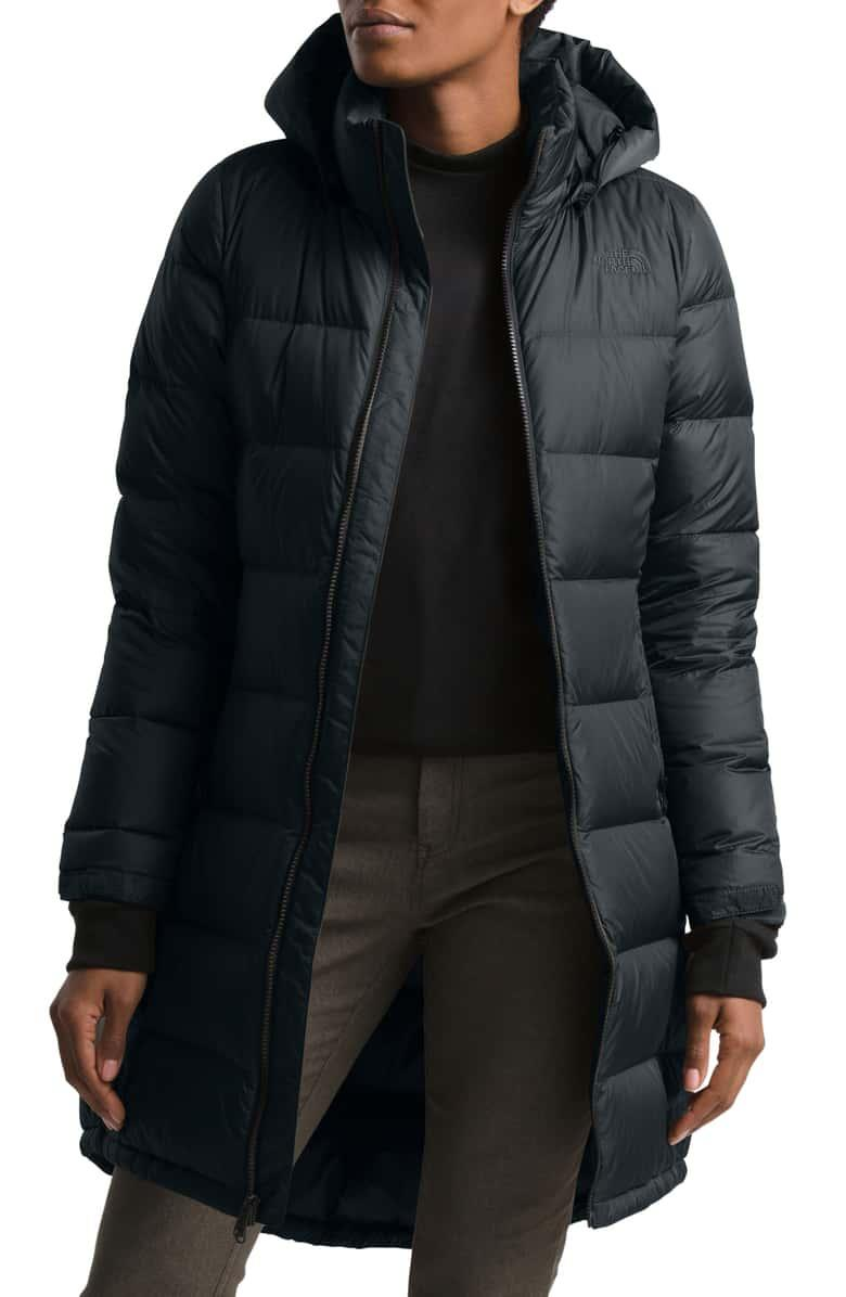 This coat is the epitome of warmth on those freezing days. (Photo: Nordstrom)