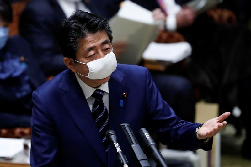 Japan considering six-month period for state of emergency: TBS