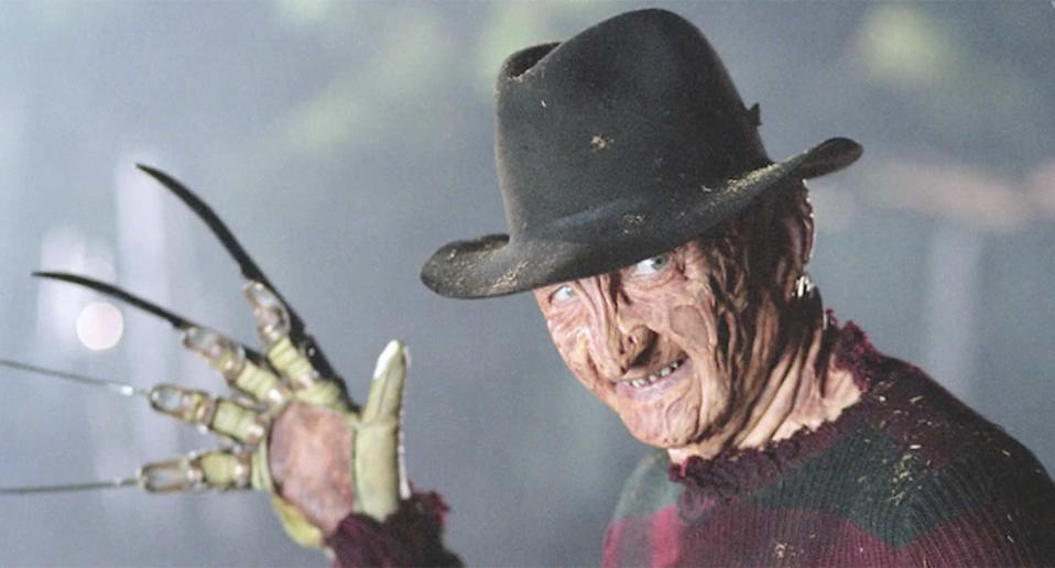 "Robert Englund played Freddy Krueger in ""Nightmare on Elm Street."" (Yahoo Entertainment)"