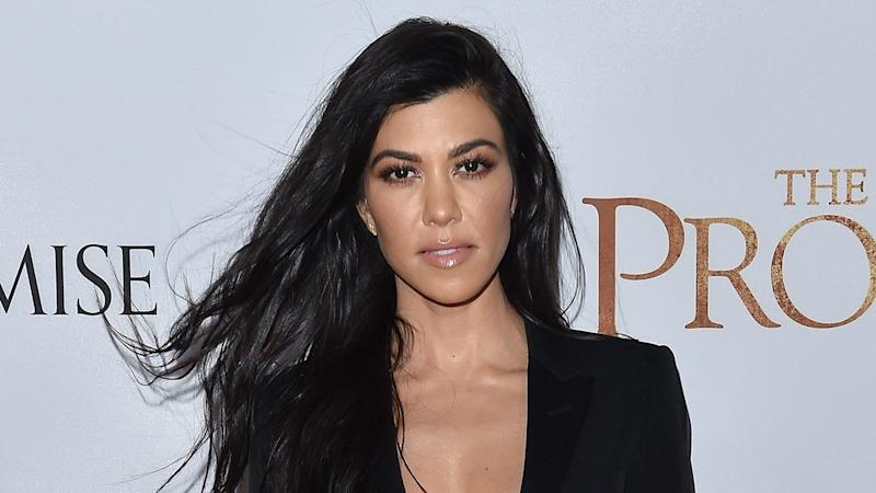 Kourtney Kardashian Wants 'To Be in Love' Again, Jokes About Dating This Classic Rom-Com Star