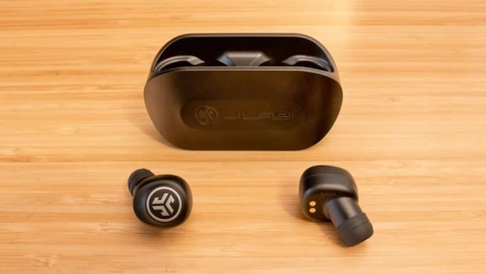 Best affordable gifts that look expensive: JLab Audio Go Air True Wireless Earbuds