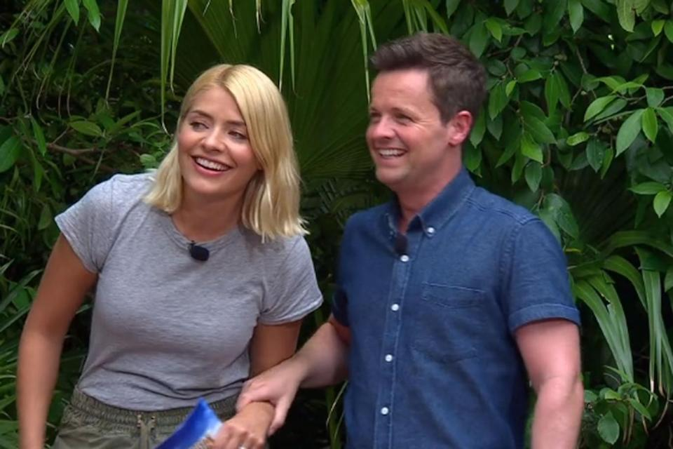 Holly Willoughby and Declan Donnelly (Credit: ITV)