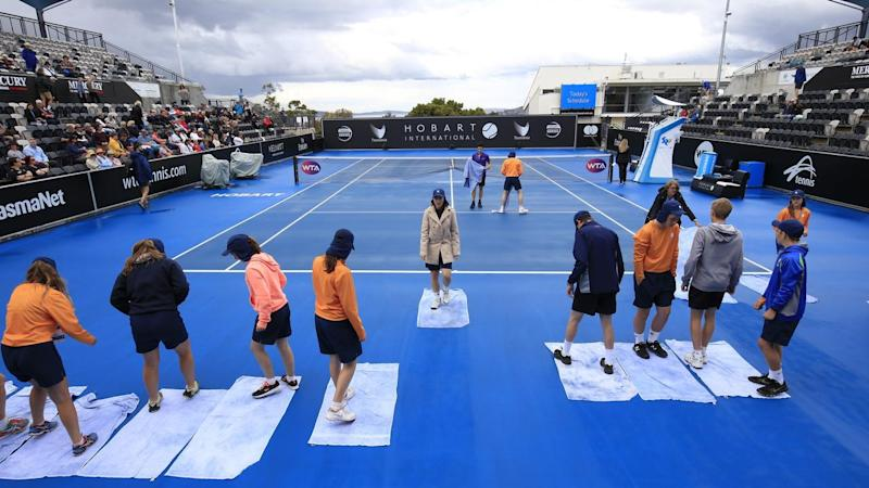 TENNIS HOBART INTERNATIONAL