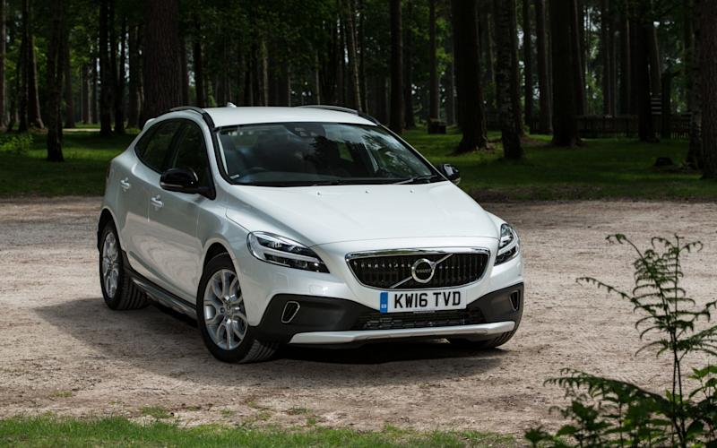 volva  - Credit:  Volvo V40 Cross Country