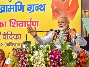 Narendra Modi in Varanasi: PM says trust for construction of Ram temple in Ayodhya will work rapidly, govt stands firm on Article 370, CAA