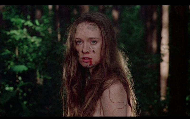 Obscene: Camille Wheaton as the victim of I Spit on Your Grave