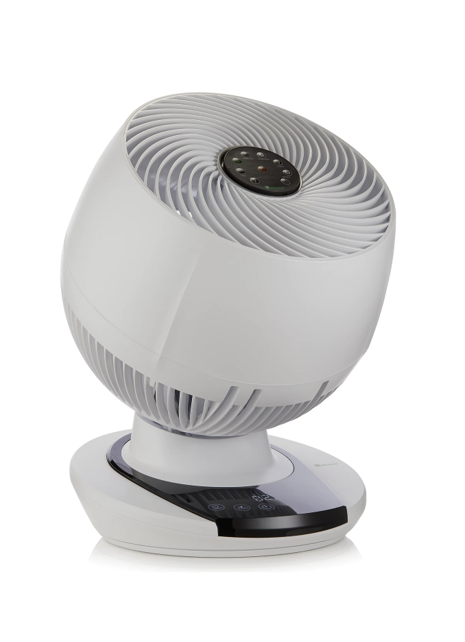 The portable fan packs in the power. (John Lewis & Partners)
