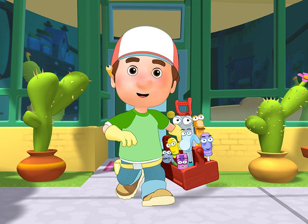 """Handy Manny""