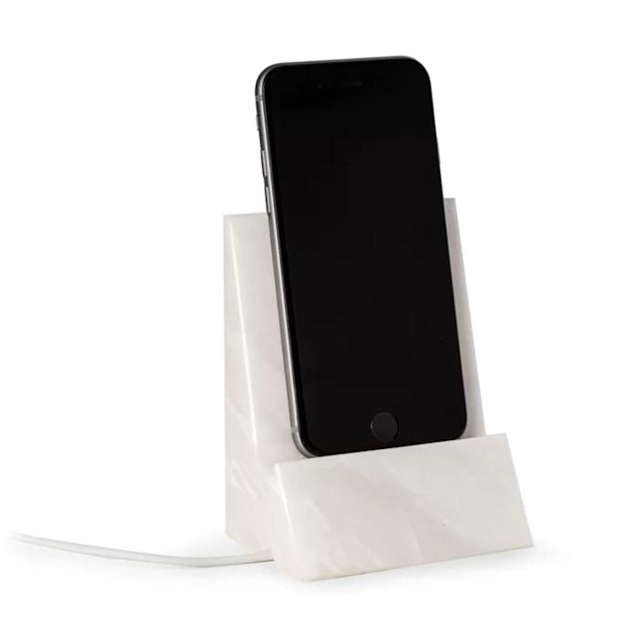 <p>Any office could use this <span>Bey-Berk iPhone Holder Accessory</span> ($40, originally $69).</p>