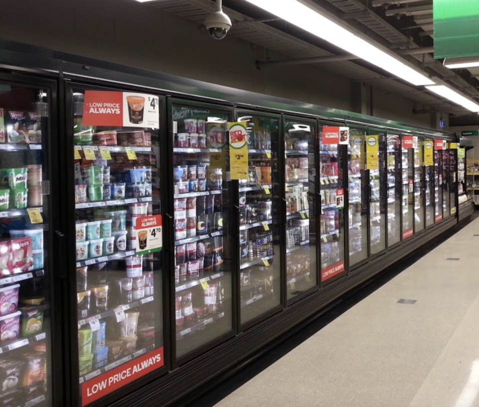 The incorrectly labelled product was sold at Coles and Woolworths (pictured) nationally. Source: Google Maps