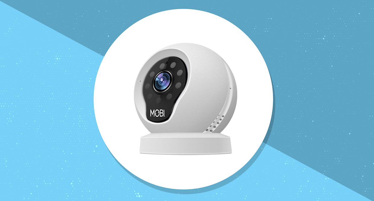 I spy a deal: This wireless indoor surveillance camera is on