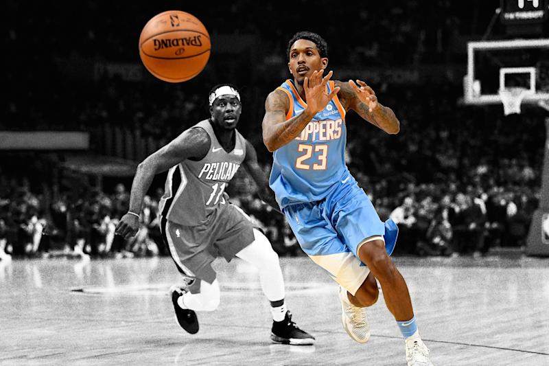 The Real-Life Diet of Lou Williams, the Coolest Player in the NBA