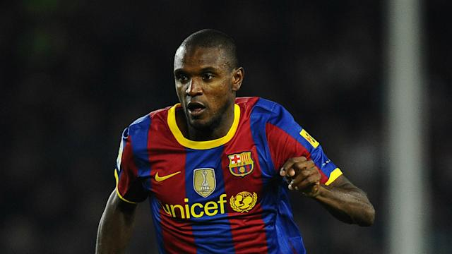 Barcelona sporting director Robert Fernandez will not have his contract renewed, with Eric Abidal instead taking over in the role.