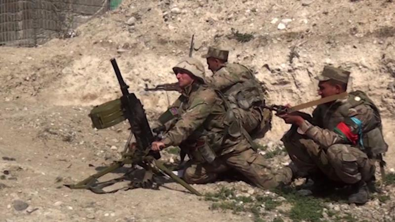 France, Russia and US call for immediate truce in Nagorno-Karabakh