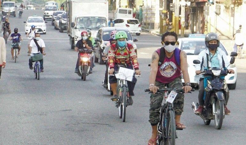 Mandaue CH to install protective barriers on bike lanes