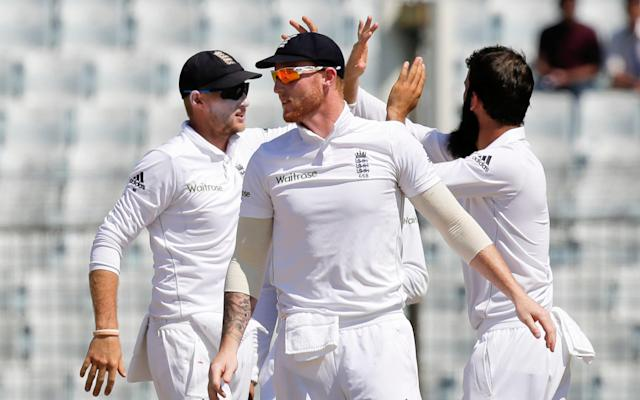 <span>Ben Stokes is England's new vice-captain</span> <span>Credit: AP </span>