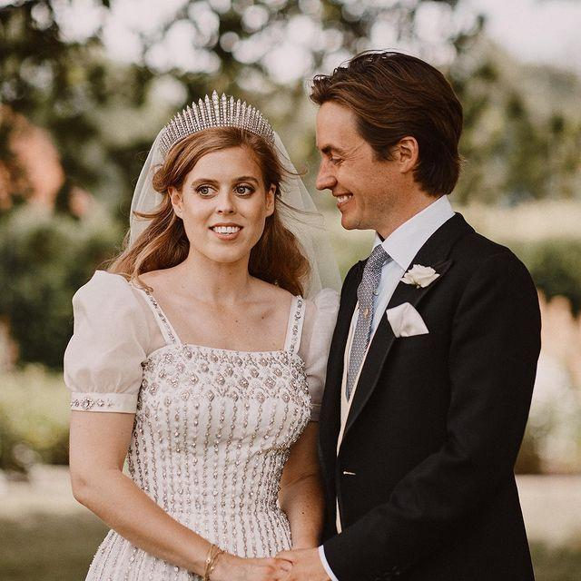 """<p>This royal tradition is in keeping with most expectant parents, who tend to announce their happy news once the risk of miscarriage has reduced at 12 weeks (the end of the first trimester). While we don't know Beatrice's exact due date, we do know it's some time in the autumn, meaning the <a href=""""https://www.cosmopolitan.com/uk/reports/a36471749/princess-beatrice-pregnant/"""" rel=""""nofollow noopener"""" target=""""_blank"""" data-ylk=""""slk:announcement made"""" class=""""link rapid-noclick-resp"""">announcement made</a> by the royal family on behalf of Beatrice and Edo will definitely have come after the 12 week mark of her pregnancy.</p><p>One exception to this rule was Kate Middleton, however, who announced her third pregnancy with Prince Louis nearer the 8 week mark. This was because she was suffering from <a href=""""https://www.cosmopolitan.com/uk/body/health/a36407968/hyperemesis-gravidarum/"""" rel=""""nofollow noopener"""" target=""""_blank"""" data-ylk=""""slk:Hyperemesis Gravidarum"""" class=""""link rapid-noclick-resp"""">Hyperemesis Gravidarum</a> (intense morning sickness) and had to withdraw from a public engagement because of it. To avoid inevitable questions about Kate's health, the Palace made the decision to announce the Cambridge's third pregnancy on 4 September, 2017.</p><p><a href=""""https://www.instagram.com/p/CPDH9NkHc_x/"""" rel=""""nofollow noopener"""" target=""""_blank"""" data-ylk=""""slk:See the original post on Instagram"""" class=""""link rapid-noclick-resp"""">See the original post on Instagram</a></p>"""